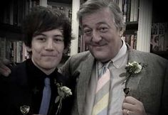 Stephen Fry and hubby was forced to cut their honeymoon short because of homophobia