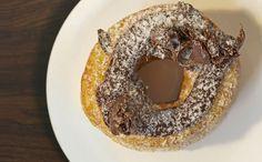 Chocolate Cronuts