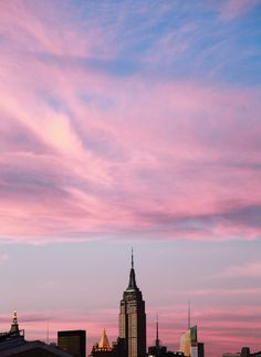 Beautiful! My favourite place in the world and pink skies!