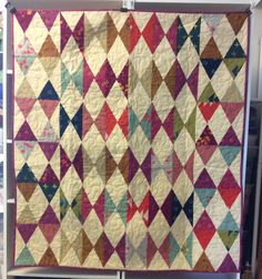 Quilting, Blanket, Modern, How To Make, Scrappy Quilts, Trendy Tree, Patchwork, Rug, Blankets