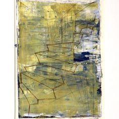 Grafik Scheffmann Monotypi - bemalet tryk - nr. 2 G Graphics, Prints, Painting, Art, Art Background, Graphic Design, Painting Art, Kunst, Gcse Art