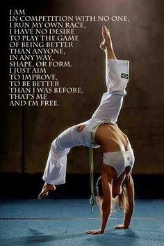 I am a warrior...#jiu jitsu