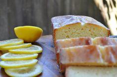 Lemon Yogurt Cake - The Ginger Snap Girl