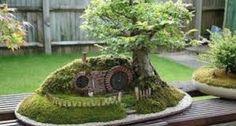 Afbeeldingsresultaat voor creatieve ideeen voor de tuin