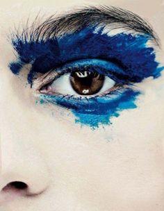 CONTEMPORARY BLUE