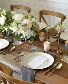 5 Ways To Refine Rustic Wedding Reception Tables