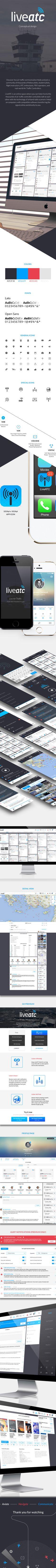 LiveATC - design concept