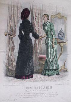 Le Moniteur de la Mode 1881