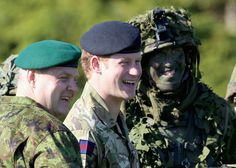 Prince Harry Photos - Prince Harry Visits Estonia - Day 2 - Zimbio