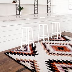 Bright Multicolored Area Rugs | Hand Woven Wool Rug – The Citizenry