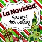 Fun GO FISH card game to practice La Navidad vocabulary in Spanish. Players match up picture cards with words in Spanish to make pairs. 30 printabl...