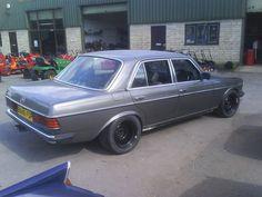 Deep steelies with merc engine Mercedes Slc, Mercedes Benz Forum, Custom Mercedes, Mercedes W126, Mercedes G Wagon, Classic Mercedes, Classic Motors, Classic Cars, Old School Cars