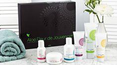 A fiatalság virága Aloe Fleur de Jouvence: egy rendkívüli készlet. Bőrerősítő szépségápoló rendszer 6 összetevővel. Mi lehet még ennél is jobb? #gabokakucko