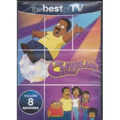 "The Cleveland Show (DVD) newly tagged ""movie"" Cleveland Show, Amazon Instant Video, Season 1, Movie Tv, Family Guy, Baseball Cards, Cool Stuff, Fictional Characters, Electric"