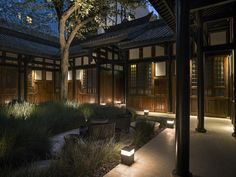 Mi Xun Courtyard at the Temple House Boutique Hotel, Chengdu, China