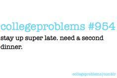 College problem 954