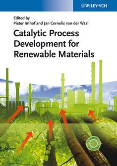 Catalytic Process Development for Renewable Materials (3527331697) cover image
