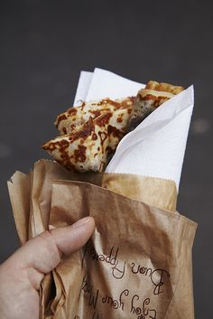 Street Food in Paris