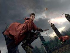 Reportage: Harry Potter's zwerkbal in Utrecht!