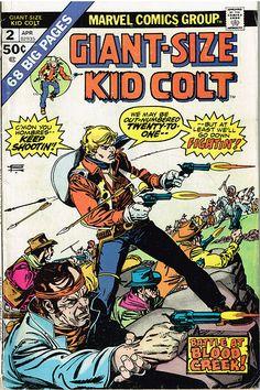 Giant-Size Kid Colt #2