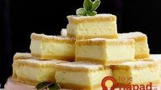 Babičkin božský smotanový koláč: Úžasne jemný a pritom neuveriteľne jednoduchý!