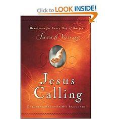 Jesus Calling: Enjoying Peace in His Presence Sarah Young