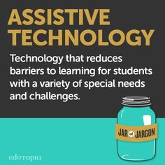 Help all students reach their learning goals whatever their background or learning style is with the help of technology in the classroom.