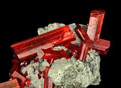 Realgar; No. 5 Mine, Baia Sprie, Romania