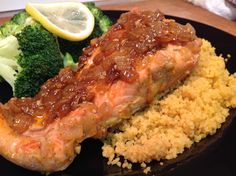 The best Curry Salmon Recipe