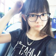 Asian Cute, Cute Asian Girls, Beautiful Asian Girls, Cute Girls, Young Japanese Girls, Cute Japanese Girl, Korean Girl Fashion, Cute Girl Photo, Japan Girl