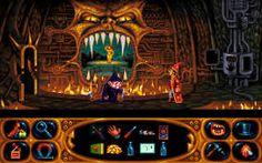 simon the sorcerer 1 - Google Search Jukebox, Fair Grounds, Gaming, Retro, Google Search, Videogames, Game, Retro Illustration