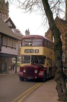 Chester City Transport, Massey bodied Guy Arab V