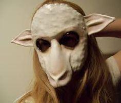 Sheep mask - Google Search