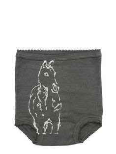 Baby Horse Bloomer A baby horse on your granny-panties. Just what I've always wanted. Little Baby Girl, Little Babies, Baby Love, Toddler Outfits, Kids Outfits, Cool Outfits, Fashion Design For Kids, Kids Fashion, Rockabilly Baby