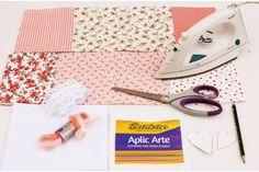Puxa-saco de patchwork - Portal de Artesanato - O melhor site de artesanato com passo a passo gratuito