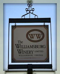 The Williamsburg Winery , Williamsburg, Virginia