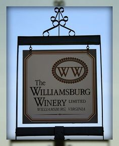 The Williamsburg Winery , Williamsburg, Virginia
