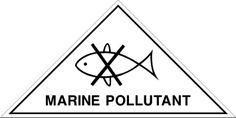 Señal contaminante al mar
