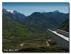 SLOW RIDER: MIRADOR DE LA COLLADA + CAÍN 1/04/2011