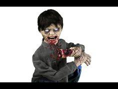 Spirit Halloween 2015 Animatronic Characters (Cinematic Quality)
