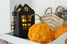 DIY Halloween casa terrorífica hecha de papel   el taller de las cosas bonitas