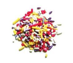 Spring Blend Sprinkle Decorettes | SupplyVillage.com