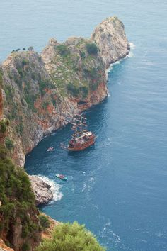 Alanya, Turkey. Travel guide's work in Turkey | Travel it slow