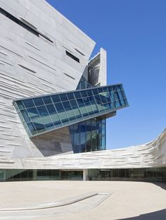The new Perot Museum in Dallas