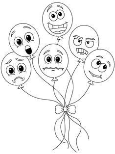 Social Emotional Worksheets Set 2: Identifying Feelings in