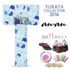 2016 Summer anan Blue Roses Light Blue 11 items set
