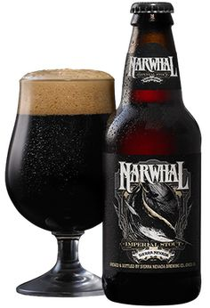 Review : Sierra Nevada Narwhal Imperial Stout #Beer