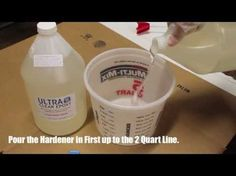 Epoxy Tutorial Video - YouTube