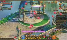 Eternal Saga is a browser based social game, Massively Multiplayer Online Role Playing Game (MMORPG, MMO, RPG), free to play on web browser, from R2Games.