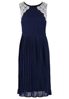Dorothy Perkins Skjortklänning - navy - Zalando.se 599kr